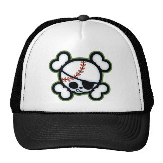 Pirata del béisbol - niños gorras