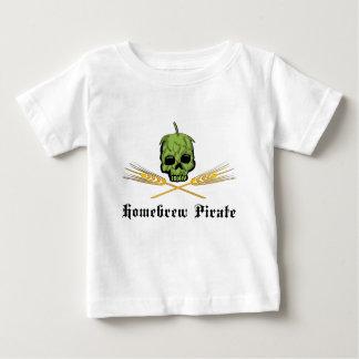 Pirata del brew casero camisas