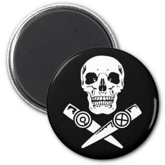 Pirata del Kazoo Imán Redondo 5 Cm