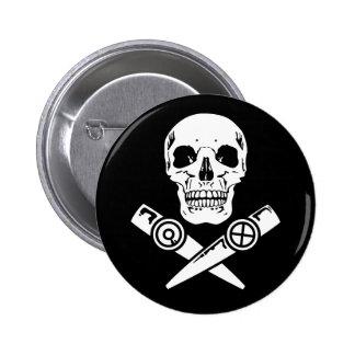 Pirata del Kazoo Pins