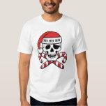 Pirata del navidad polera