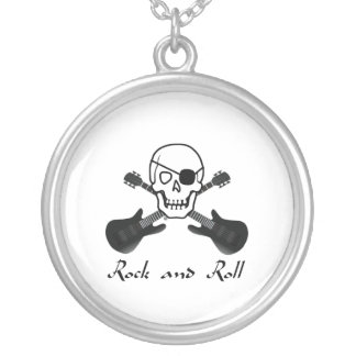 Pirata del rock-and-roll pendiente
