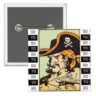 Pirata del vintage pin