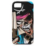 Pirata del zombi (por Teeramizoo) iPhone 5 Cobertura