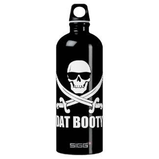 Pirata divertido del botín de Dat