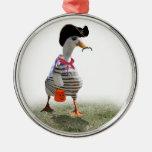 Pirata Ducky Ornamento De Navidad