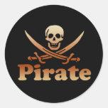 Pirata Etiquetas