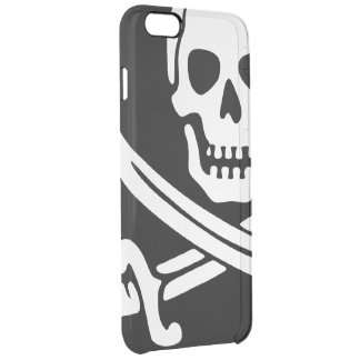 Pirata Funda Clearly™ Deflector Para iPhone 6 Plus De Unc