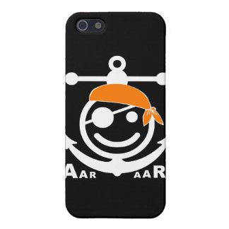 pirata iPhone 5 cobertura