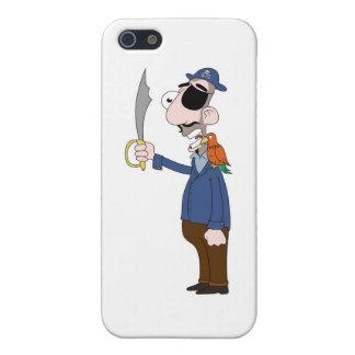 Pirata iPhone 5 Funda