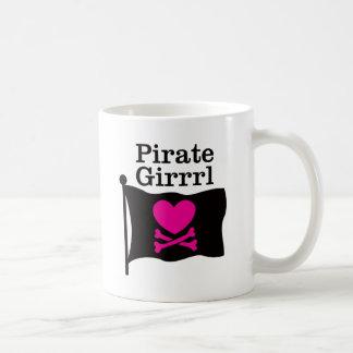 Pirata Girrrl Taza