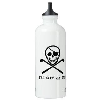 Pirata Golfing la botella de agua de SIGG