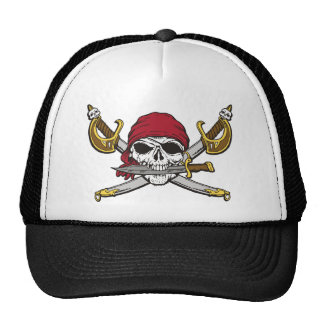 Pirata Gorros
