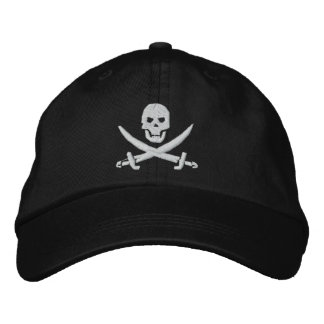 Pirata Gorra Bordada