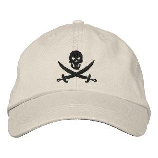 Pirata Gorra De Beisbol Bordada