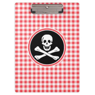 Pirata; Guinga roja y blanca