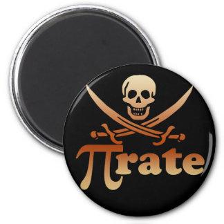 Pirata Iman Para Frigorífico