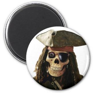 Pirata Imán Redondo 5 Cm