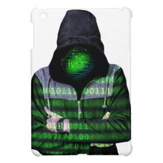 Pirata informático anónimo del Internet