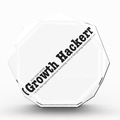 Pirata informático del crecimiento