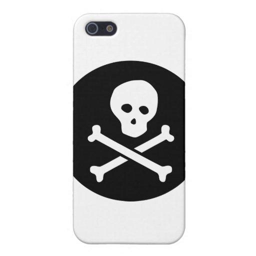 ¡Pirata! iPhone 5 Funda
