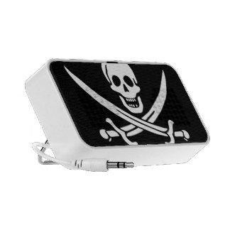 Pirata Laptop Altavoz