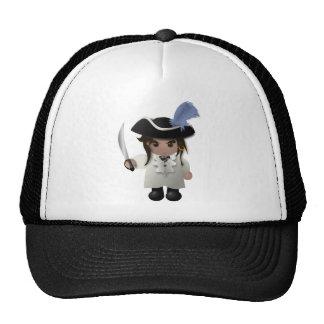 Pirata lindo gorras