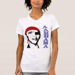 pirata obama camiseta
