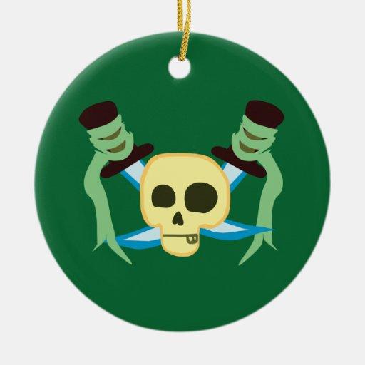 Pirata Ornamentos De Reyes Magos
