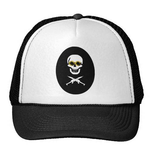 Pirata Ovalpng del zepelín Gorra