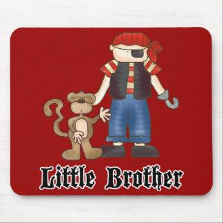 Pirata pequeño Brother Alfombrillas De Ratón