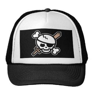 Pirata Pete del pavor Gorra