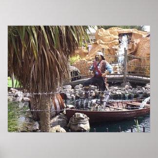 Pirata Pete Impresiones