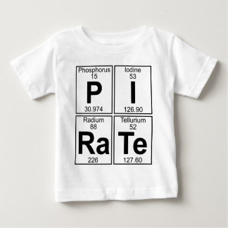 Pirata (pirata) - por completo tee shirt