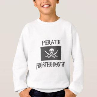 Pirata Prosthodontist Sudadera