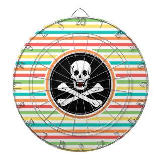 Pirata, rayas brillantes del arco iris