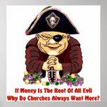 Pirata religioso poster