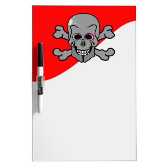 Pirata, Rogelio alegre Tablero Blanco