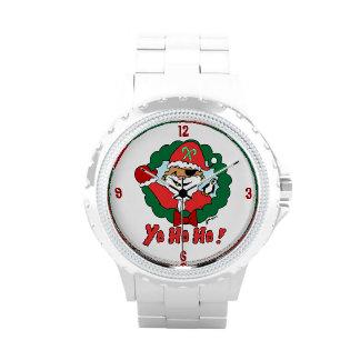 Pirata Santa Reloj