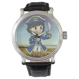 Pirata Shaw - reloj