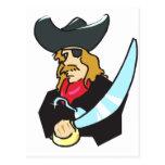 Pirata Tarjetas Postales
