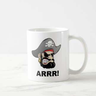 Pirata Tazas