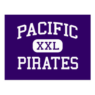 - Piratas - alto pacífico - puerto Orford Oregon Postal