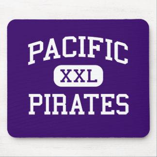 - Piratas - alto pacífico - puerto Orford Oregon Alfombrillas De Ratón