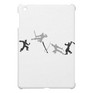 Piratas contra el caso de Speck® Fitted™ del iPad