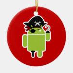Piratas contra Ninjas Adorno De Reyes