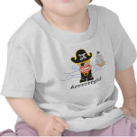 Piratas de Arrrrr Camiseta