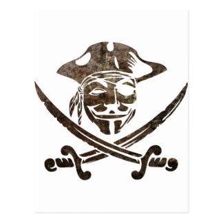 Piratas de Digitaces Postal