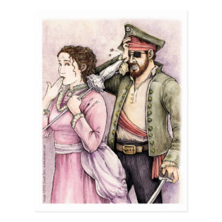 Piratas de la postal de Penzance