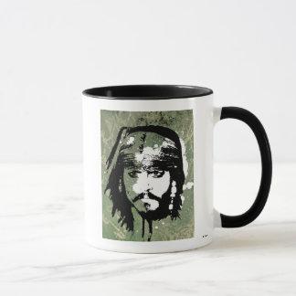 Piratas del Grunge de Jack Sparrow del Caribe